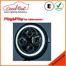 Qeedon with halo tuning replacement original design led headlight