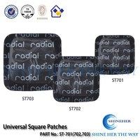 Radial Repair Brand Hot Patches Tire