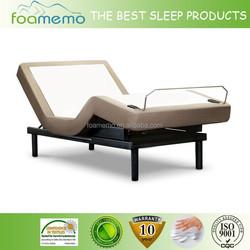 Health okin motor Bed adjustable massage bed with okin motor
