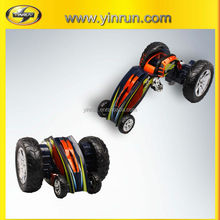 radio control flexible Stunt Twisterz Flip Over Racer toy car
