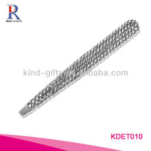 Wholesale Custom Logo Crystal Swiss Tweezers For Promotional Gift