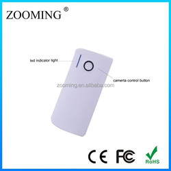oem/odm factory supply high quality universal 5v 1a usb rechargeable power bank 5200mah