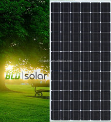 BLD solar Mono Solar Panel 190W Monocrystalline