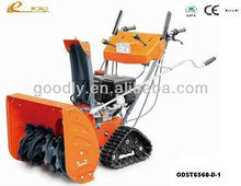 2014 new model Triangle Track Snow Removal equipment