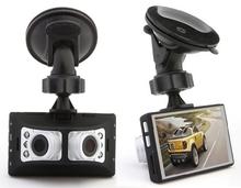 2.7 Inch Dual Camera Car Black Box Camera -- Motion Detect, Night Vision,Wide Angle, HDMI,4X Zoom(WCR-18A)