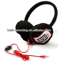 Winter Warm Fashionable 100% polyester ear muff