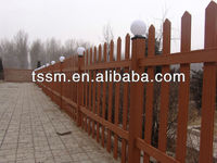 cheap wpc fencing outdoor building material