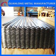 0.3mm corrugated metal siding panels