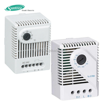 Adjustable Thermostat Cabinet Cooling Fan with Thermostat