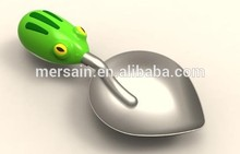Lovely Shape Comfortable Grip Different Type of Toy Trowel for Children Frog Shape