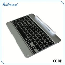 2015 Factory wholesale hot sale latest cheap computer backlit keyboard for i pad air