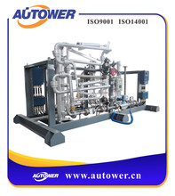 crude oil skid mounted injection platform solution for chemical liquid