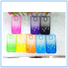 Accessories smartphone TPU custom printing phone case for Samsung Galaxy Note3,rhinestones case for cell phones