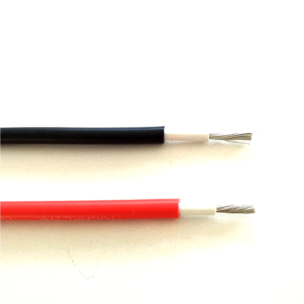 Xlpe solaire pv c ble 600 1000 v 1500 v 4mm2 6mm2 10mm2 - Cable electrique 4mm2 ...