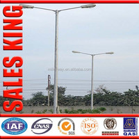 Outdoor concrete street light poles,concrete street light poles manufecture