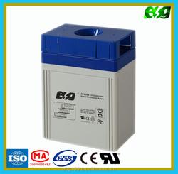 Deep cycle VRLA batteries 2V 200AH lead acid batteries