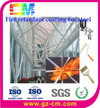 steel structure expansion fireproof coating intumescent steel structure fireproof paint