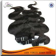 Body Wave Brazilian Weave Human Hair