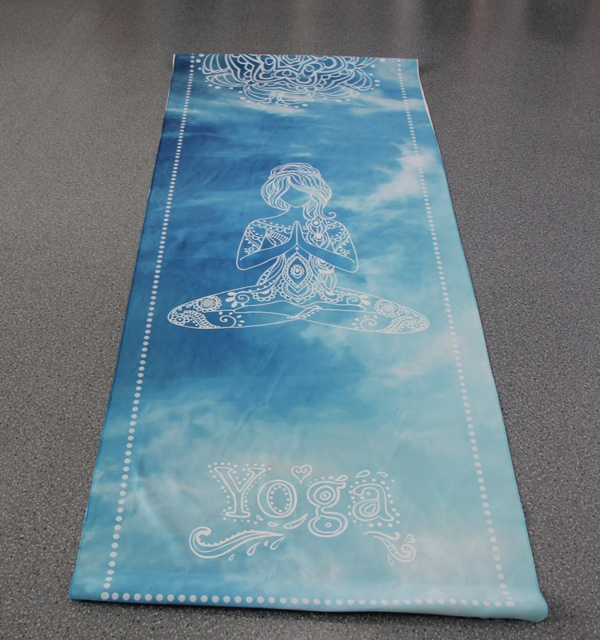 Yoga Towel Function: Private Label Eco Friendly Softextile Non Slip Yoga Towel