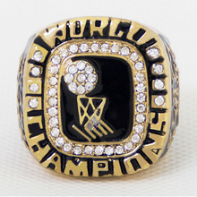 New Arrival product 2006 American Basketball League Match Fashion Championship Honor Gold Ring