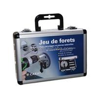 Customized Aluminum Tool Case with Foam Insert