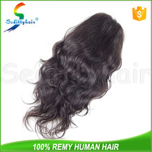 OEM manufacturers Body Wave human hair thin skin top lace wig