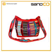 2016 stylish multicolour sling cross body bag for women