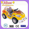 6v battery operated car Alison C04539 mini rc cars toy remote control car for kids ride on
