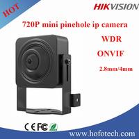 Hikvision 420TVL CCD Wide-angle Camera desk clock hidden camera