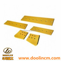 Fit for cat 140&120H Graders Bulldozer Cutting Edge End Bit