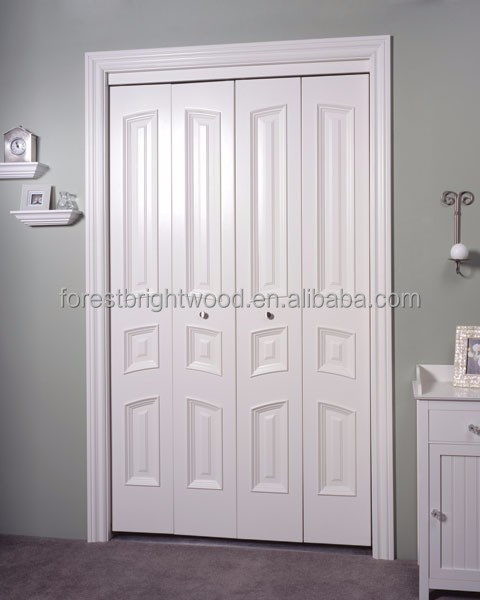 Bifold door interior bifold closet doors for Interior folding doors