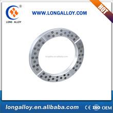 Longalloy Graphite lubricating Zinc Base Thrust Washer Bearing Bush
