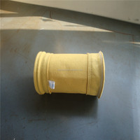 High temperature resistance polyimide dust collector filter bag for waste incineration