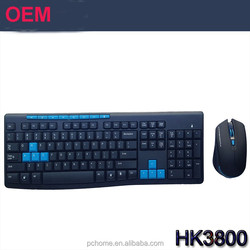 2.4GHZ Wireless Mouse and Keyboard,2.4 GHZ Wireless Keyboard for smart TV