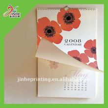 Customized Promotion Wall Calendar