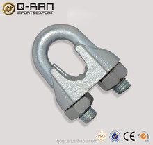 Din741 Electrical Metal Wire Rope Clip Clamp-Qingdao Rigging