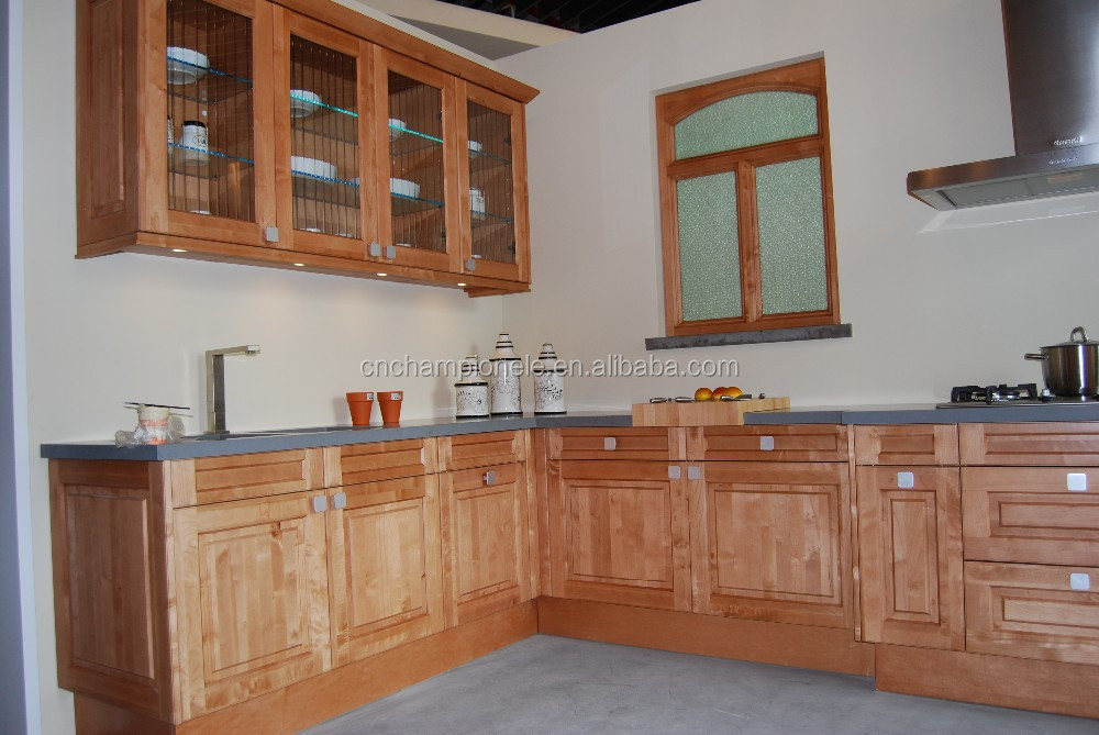 Birch cabinets kitchen cabinet kitchens for Birch wood kitchen cabinets