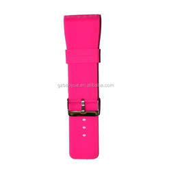 anion silicone strap for silicone watches