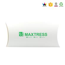 White packaging for weave hair packaging