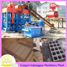 making machine concrete block used/concrete block moulding machine