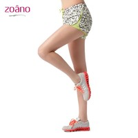 Hot yoga shorts for sports women's fashion yoga sports shorts to keep fit