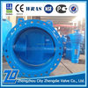 Durable and Reliable DN2000 PN40 eccentric plug valve