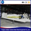 Color Steel Plate Sheet Arch Forming Machine