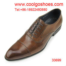 Business suit men's shoes mens leather shoes supplier