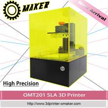 High speed digital wax 3d laser printer machine