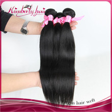 Kimberlyhair Top Grade 7AAA complete 100% Human Hair High Quality Hair Remy Soft and Straight Hair
