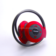 High Quality wireless stereo headphone, sport bluetooth earphone with mic & volume control