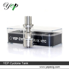 6ml Yep Authentic Cyclone sub ohm tank for 0-80W box mod with factory price