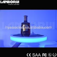 Nuevo diseño de bandeja de color cambiar LED a prueba de agua