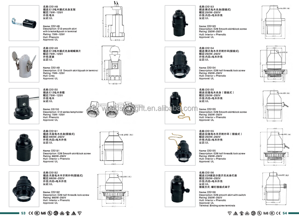 All types ce saa ul approved waterproof e14 e27 led lighting table all types ce saa ul approved waterproof e14 e27 led lighting table lamp base bakelite lamp mozeypictures Gallery